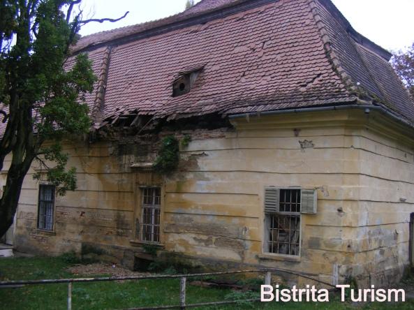 Castelul Teleki din Comlod  /  Castle Teleki of Comlod  /  Castillo Teleki de Comlod, Transilvania