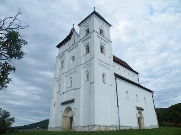 Biserica Evanghelică din Herina  /  Evangelical Church of Herina  / Iglesia Evangélica de Herina, Transilvania